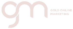 gold online marketing logó